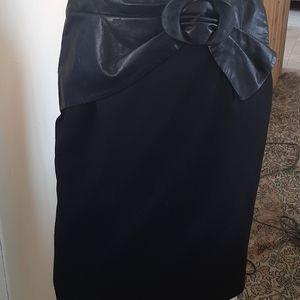 Vintage Bernard Cowan skirt made in canada